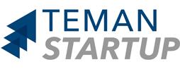 Teman Startup Logo
