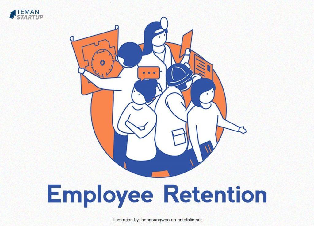 Apa Itu Employee Retention?